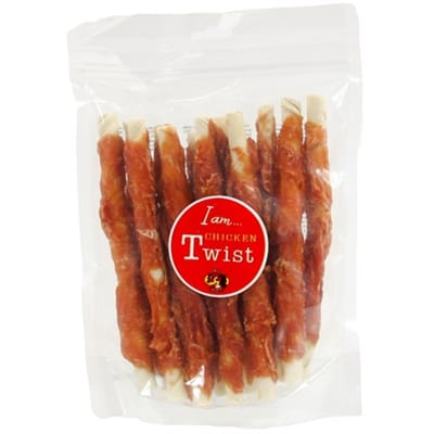 I am rawhide chicken twist 13 cm 500 gr