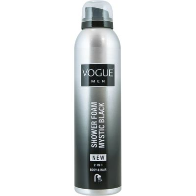 Vogue Men mystic black foam 200 ml