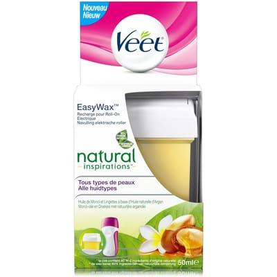 Veet Easy Wax Navulling Natural