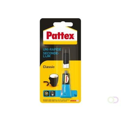 Pattex Secondelijm Classic - 3 g