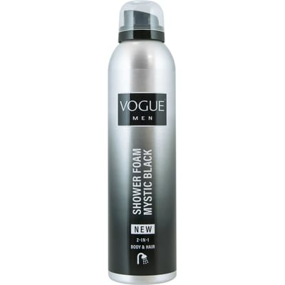 Vogue Men mystic black foam 200 ml
