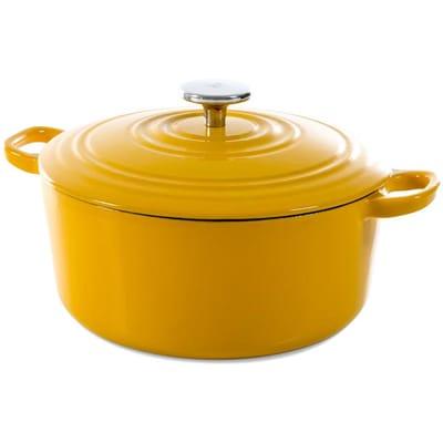 BK Bourgogne Braadpan cm Yellow 24