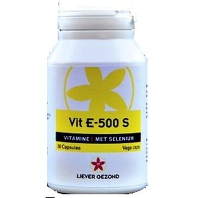 Vitamine E-500 S