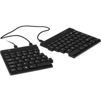 Tools Split Ergonomisch Toetsenbord QWERTY Zwart