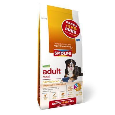 Smolke adult maxi bonus bag