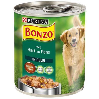 Bonzo Blik 12 x 800 gr