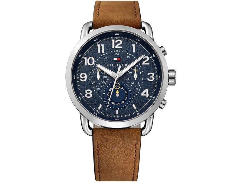 Tommy Hilfiger TH1791424 horloge bruin