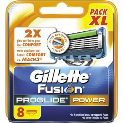 Gillette Fusion Proglide Power Scheermesjes