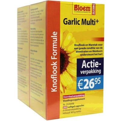 Garlic capsules Multi