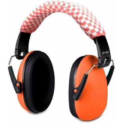 Alecto gehoorbeschermer kinderen Oranje
