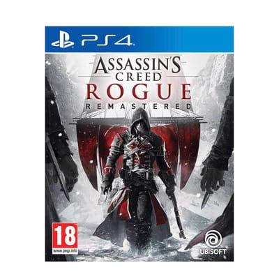 Creed Rogue Remastered PS4