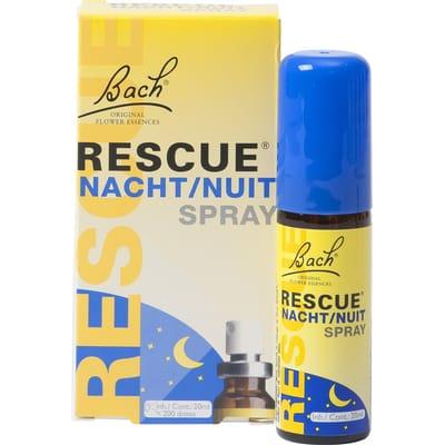 Bach Rescue Nacht Spray