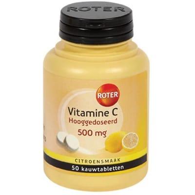 Roter Vitamine C Citroen 50