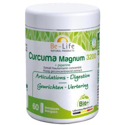 Be Life Curcuma Magnum 3200 60