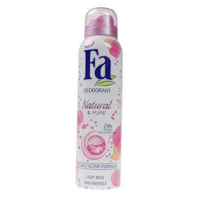 Fa Deodorant Deospray Natural Pure