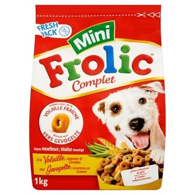 Frolic Mini Gevogelte 1 kg