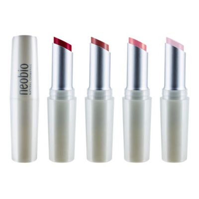 Neobio Slim Lipstick 01 El Red