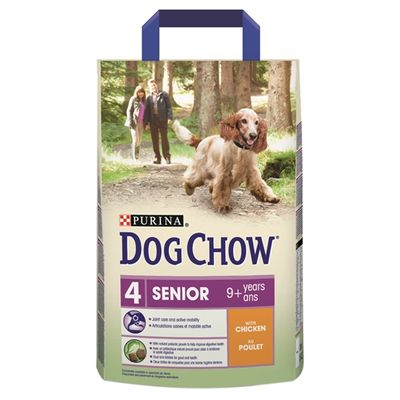 DOG CHOW SENIOR Kip kg