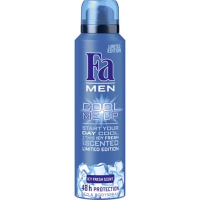 Fa Cool Me Up Spray