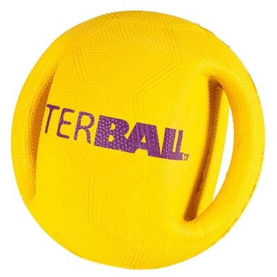 Petbrands interball mini met swing tag label