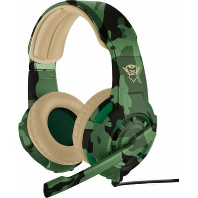 Trust GXT 310 Gaming Headset Jungle Camo