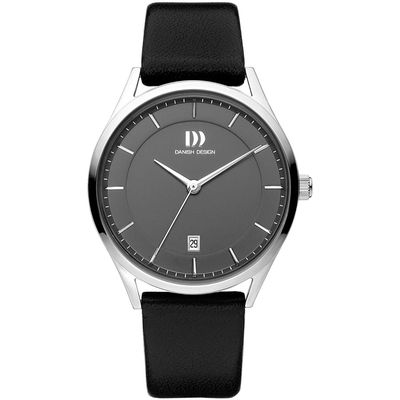 Danish Design IQ14Q1214 horloge heren zwart