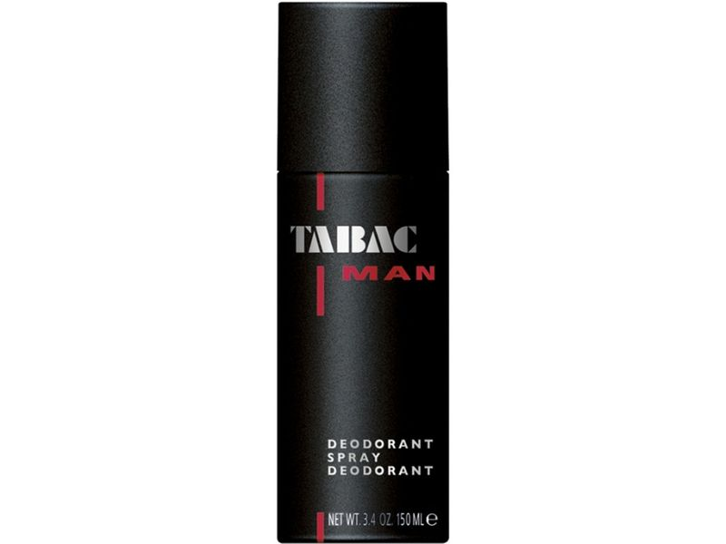 Man deodorant spray
