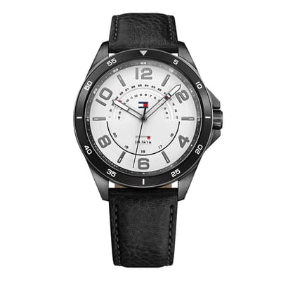 Tommy Hilfiger TH1791396 horloge heren zwart 3
