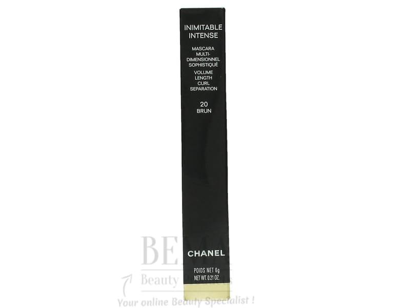 Chanel Inimitable Intense 20 Brun Mascara