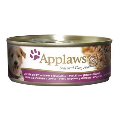 Applaws Chicken Ham Vegetables