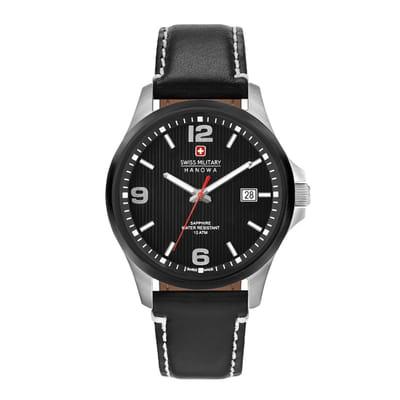 Swiss Military Hanowa horloge heren zwart