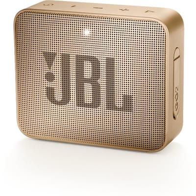 JBL Go 2 Champagne Goud