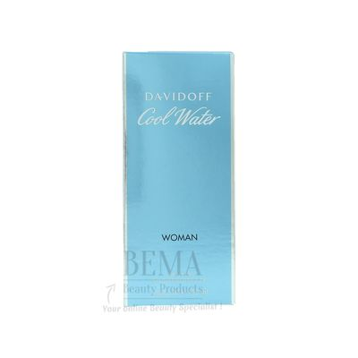 Davidoff Cool Water Woman shower 150 ml