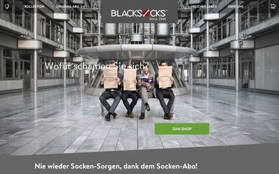 Blacksocks website