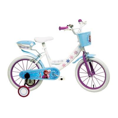 Disney Frozen fiets