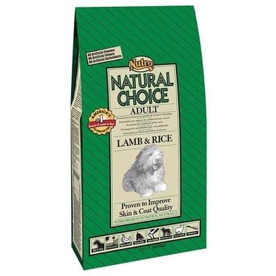 Nutro Adult Lam Rijst 7 kg