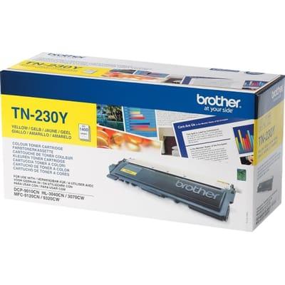 Tonercartridge Brother TN-230Y geel