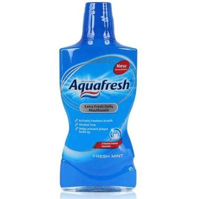 Aquafresh Mondwater Fresh Mint