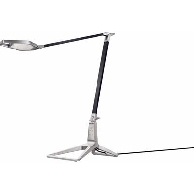 Leitz Style Smart LED Bureaulamp Satijn Zwart