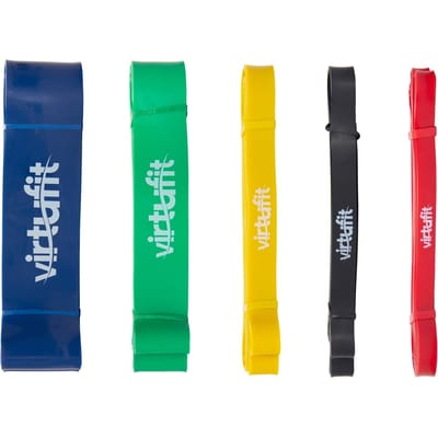 VirtuFit Power Band - Extra Licht - Rood