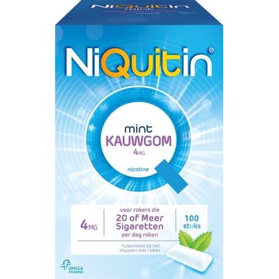 Kauwgum 4 mg