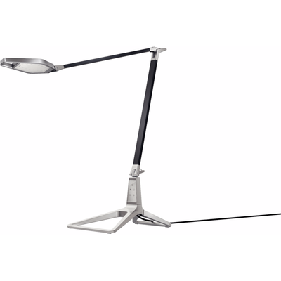 Leitz Style Smart LED Bureaulamp Satijn Zwart