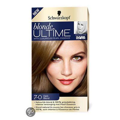 Schwarzkopf Blonde Ultime 7-0 Dark Blond