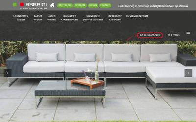 Arbrini website