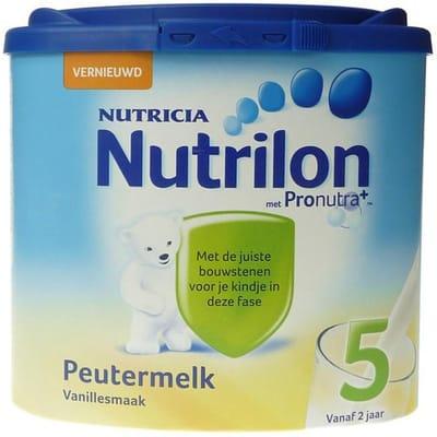 Nutrilon 5 Peuter gr