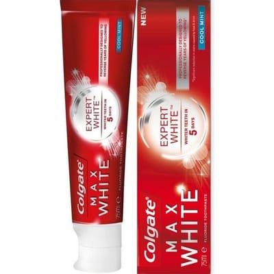 Colgate Tandpasta Max White Expert White