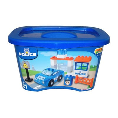 Unico politie in box