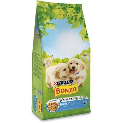 Bonzo Junior Melk Groenten 15 kg