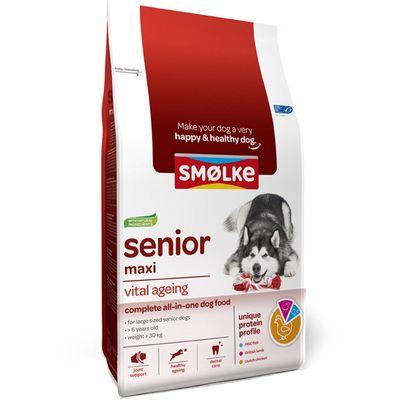 Smolke Senior Hondenvoer Maxi 12 kg