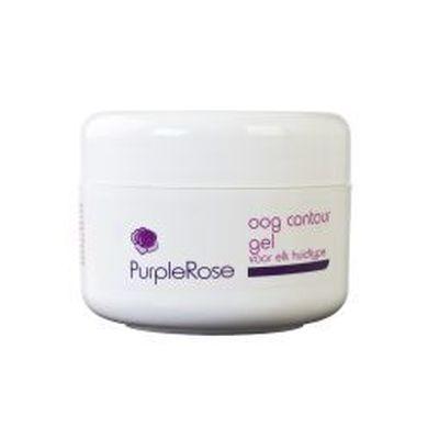 Purple rose oogrimpelgel
